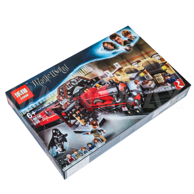 Конструктор Lepin 16055 / Harry Potter Хогвартс-экспресс (аналог LEGO 75955, 897 дет.) - 5