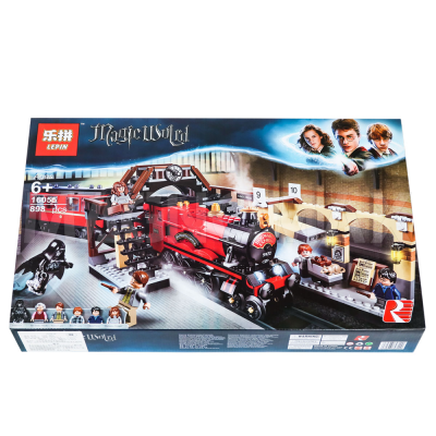 Конструктор Lepin 16055 / Harry Potter Хогвартс-экспресс (аналог LEGO 75955, 897 дет.) - 2