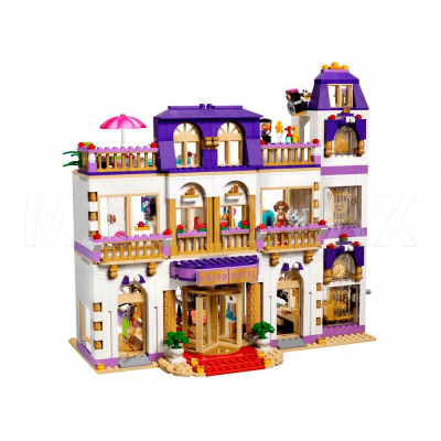 Конструктор Lepin 01045 / Girls Club Гранд-отель (аналог LEGO 41101, 1676 дет.)